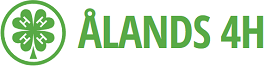 Ålands 4H logo